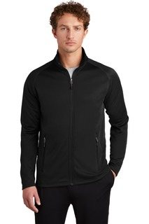 Eddie Bauer Smooth Fleece Base Layer Full-Zip.-