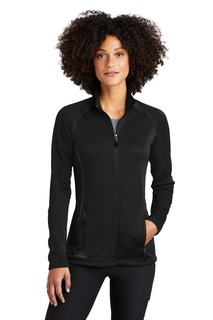 Eddie Bauer ® Ladies Smooth Fleece Base Layer Full-Zip.-Eddie Bauer