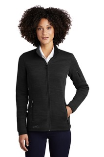 Eddie Bauer ® Ladies Sweater Fleece Full-Zip.-Eddie Bauer
