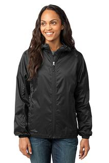 Eddie Bauer® - Ladies Packable Wind Jacket.-