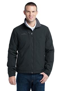 Eddie Bauer - Fleece-Lined Jacket.-Eddie Bauer
