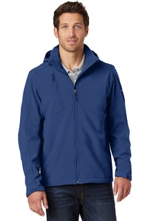 Eddie Bauer® Hooded Soft Shell Parka.-