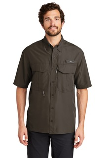 Eddie Bauer® - Short Sleeve Performance Fishing Shirt.-Eddie Bauer