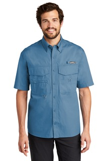 Eddie Bauer® - Short Sleeve Fishing Shirt.-