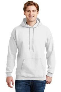 Hanes Ultimate Cotton - Pullover Hooded Sweatshirt.-Hanes