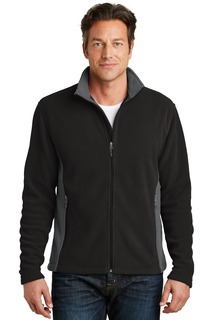 Port Authority® Colorblock Value Fleece Jacket.
