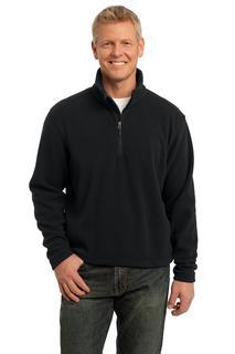 Port Authority® Tall Value Fleece 1/4-Zip Pullover.