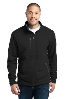 Port Authority® Pique Fleece Jacket.-