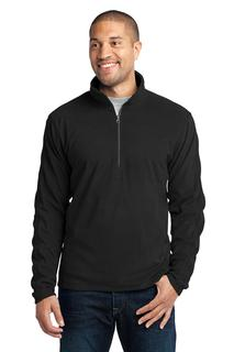 Port Authority® Microfleece 1/2-Zip Pullover.-Port Authority