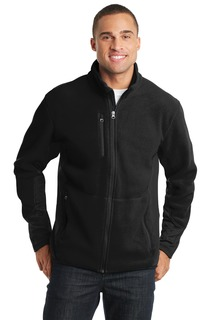 Port Authority R-Tek Pro Fleece Full-Zip Jacket.-