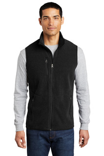 Port Authority® R-Tek® Pro Fleece Full-Zip Vest.-Port Authority