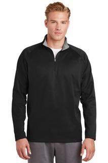Sport-Tek® Sport-Wick® Fleece 1/4-Zip Pullover.-
