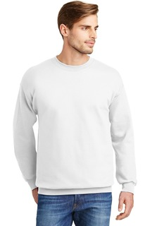Hanes® Ultimate Cotton® - Crewneck Sweatshirt.-