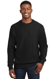 Sport-Tek® Super Heavyweight Crewneck Sweatshirt.-
