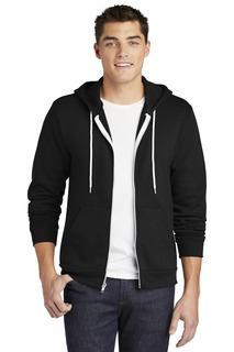 American Apparel ® USA Collection Flex Fleece Zip Hoodie.-