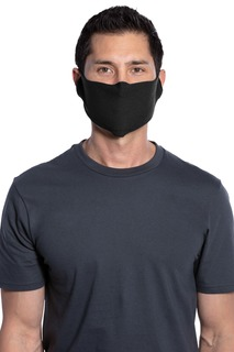 50/50 Cotton/Poly Face Covering-Port & Company