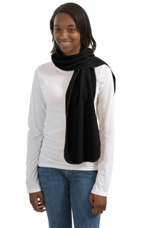 Port Authority R-Tek Fleece Scarf.-