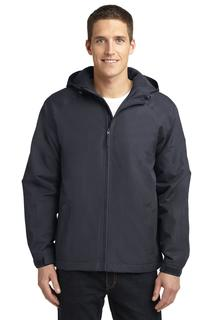 Port Authority® Hooded Charger Jacket.-