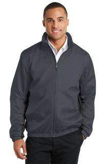 Port Authority® Core Colorblock Wind Jacket.-Port Authority