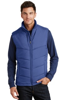 Port Authority Puffy Vest.-Port Authority