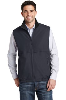 Port Authority Reversible Charger Vest.-Port Authority