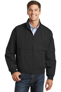 Port Authority® Classic Poplin Jacket.-