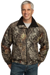 Port Authority Waterproof Mossy Oak Challenger Jacket.-