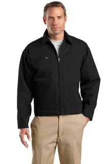 CornerStone Tall Duck Cloth Work Jacket.-CornerStone
