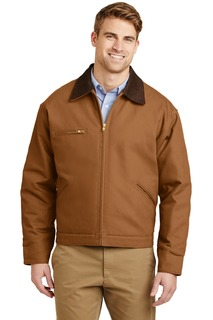 CornerStone® - Duck Cloth Work Jacket.-CornerStone