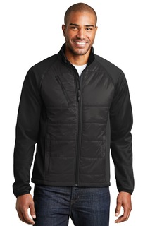 Port Authority Hybrid Soft Shell Jacket.-