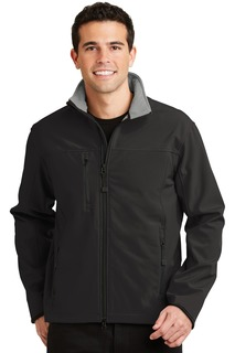 Port Authority Glacier Soft Shell Jacket.-Port Authority