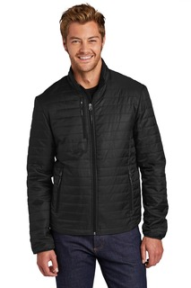 Port Authority ® Packable Puffy Jacket-