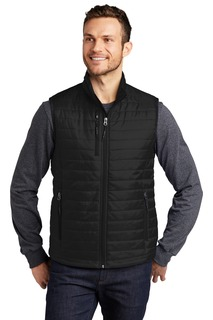 Port Authority ® Packable Puffy Vest-Port Authority