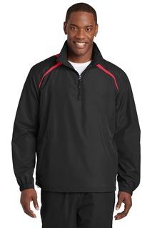 Sport-Tek 1/2-Zip Wind Shirt.-Sport-Tek