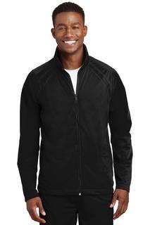 Sport-Tek® Tricot Track Jacket.-