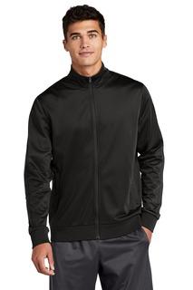 Sport-Tek ® Tricot Track Jacket.-