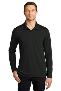 Port Authority ® Dry Zone ® UV Micro-Mesh Long Sleeve Polo-