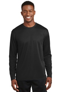 Sport-Tek® Dri-Mesh® Long Sleeve T-Shirt.