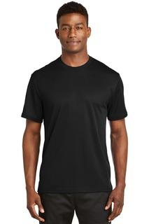 Sport-Tek® Dri-Mesh® Short Sleeve T-Shirt.-