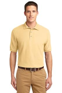 Port Authority Hospitality Polos & Knits ® Extended Size Silk Touch Polo.-Port Authority
