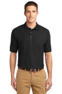 Port Authority Silk Touch Polo.-Port Authority