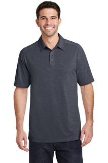 Port Authority Digi Heather Performance Polo.-