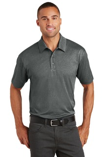 Port Authority Trace Heather Polo.-