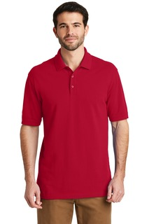 Port Authority® EZCotton® Polo.-Port Authority