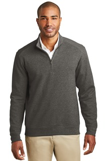 Port Authority Interlock 1/4-Zip.-