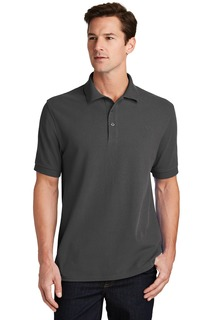 Port & Company® Combed Ring Spun Pique Polo.-