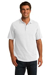 Port & Company® Core Blend Pique Polo.-Port & Company