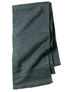Port & Company® - Knitted Scarf.-Port & Company
