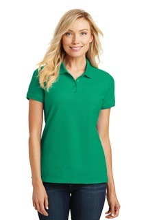 Port Authority® Ladies Core Classic Pique Polo.-