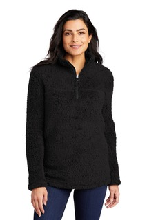 Port Authority ® Ladies Cozy 1/4-Zip Fleece-Port Authority